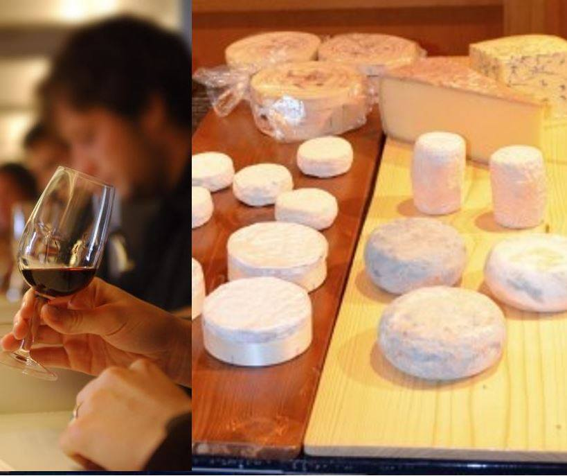 Lifestyle : Dégustation Vins & Fromages