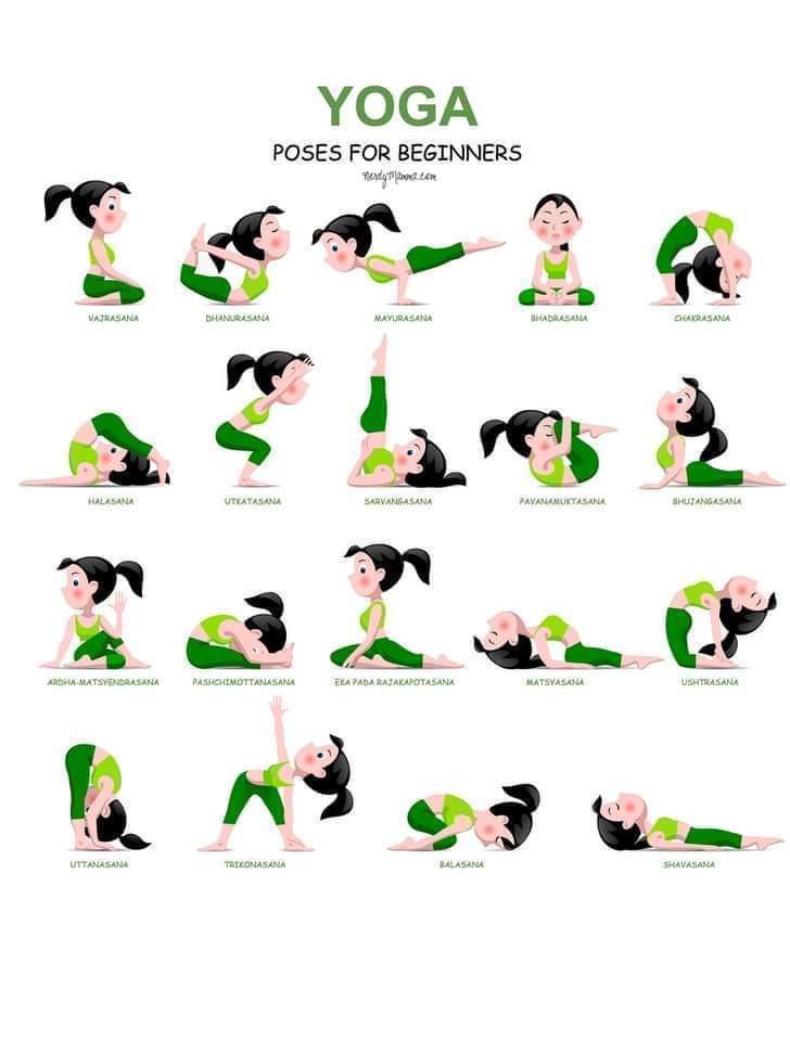 Loisirs :  Le bases du yoga, chez soi