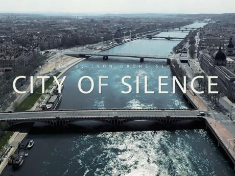 Découvrez Lyon filmée par un drone pendant le confinement (vidéo)