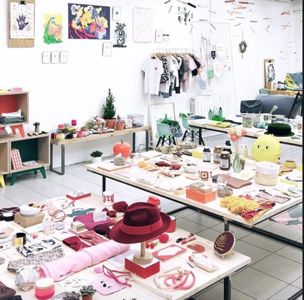 """""""Rouge, Blanc, Vert"""" : Une boutique éphémère pour les lyonnaises !"""