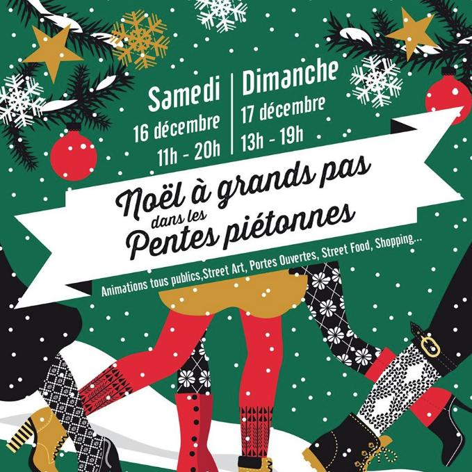 Noël à Grand Pas revient dans les pentes Lyonnaises !
