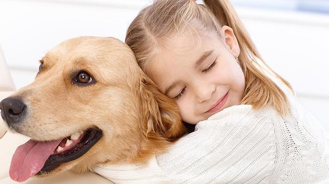 Les enfants vivant avec avec un chien feraient moins de colère