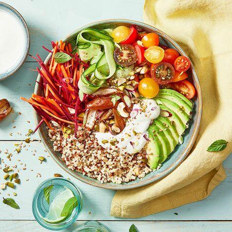 Cuisine : réaliser un délicieux Buddha bowl de saison