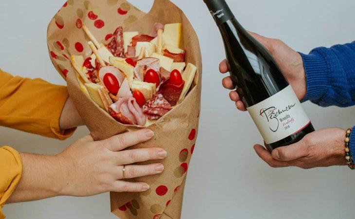 Lifestyle : Voici le bouquet de raclette, le bouquet de fleurs nouvelle génération