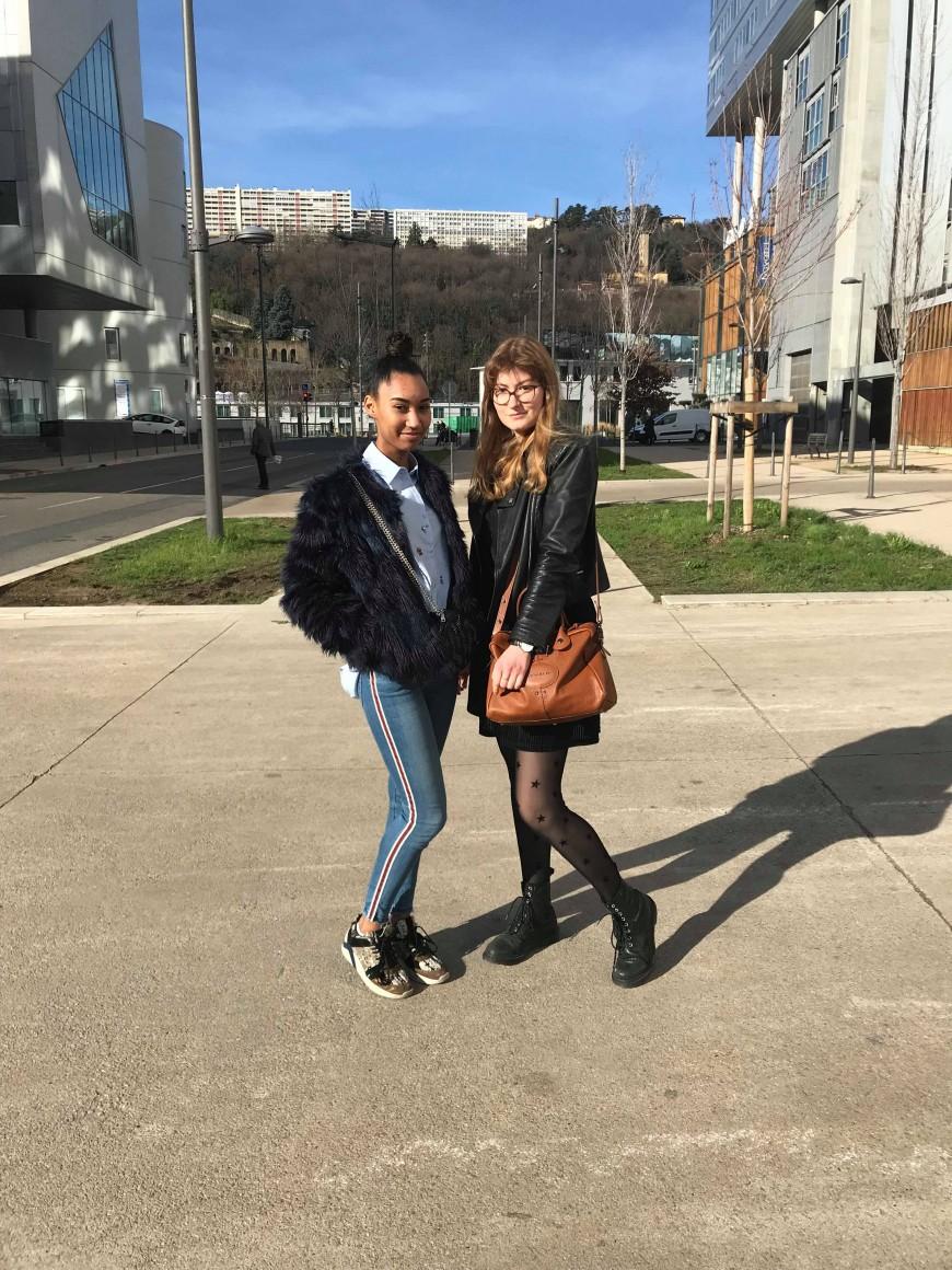 Street look : Sorellyna et Amandine