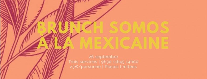 Food : Le premier brunch du café Somos !