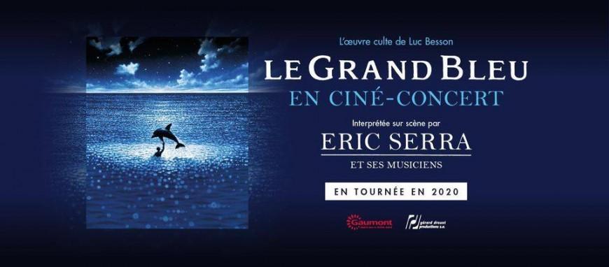Loisirs : Le Grand Bleu en ciné-concert