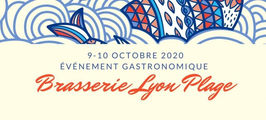 Food : Rendez-vous gastronomiques à la Brasserie Lyon Plage