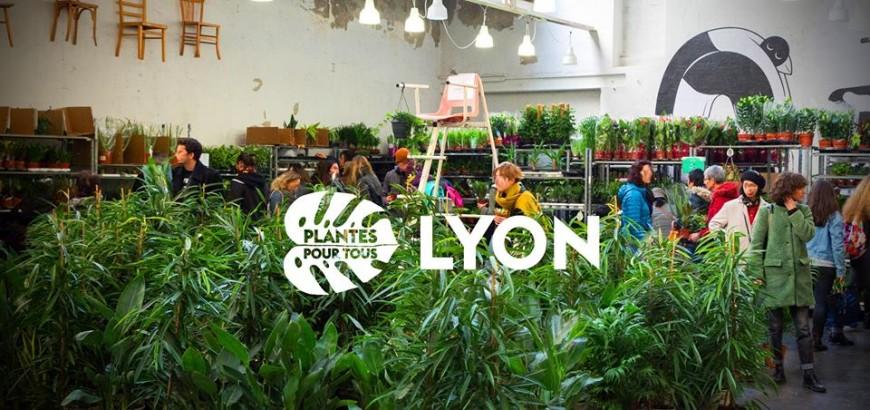 Plantes Pour Tous revient à Lyon