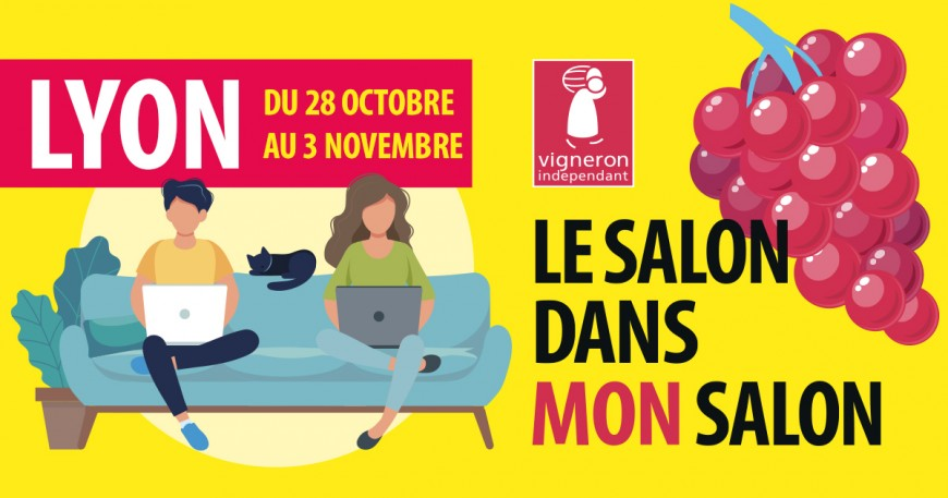 Lifestyle : Le salon des vignerons indépendants se déroule en ligne, cette année