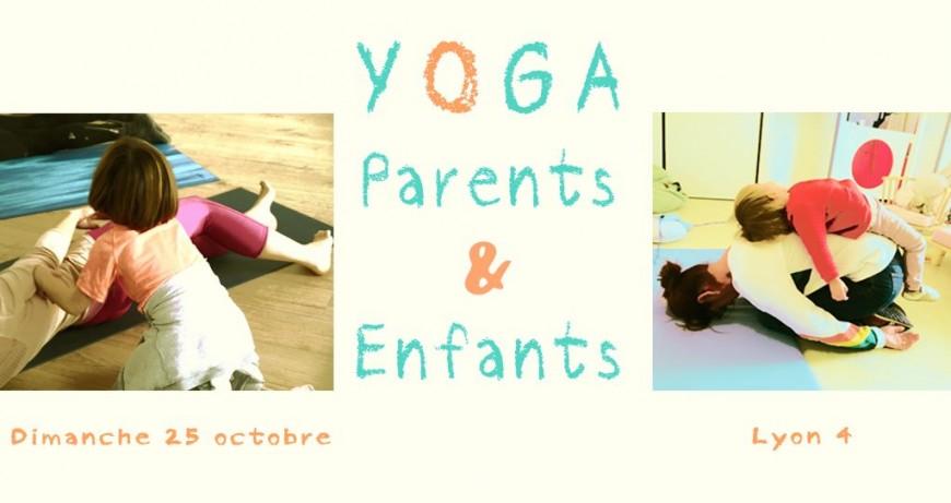 Loisirs : Stage Yoga parents-enfants à partir de 18 mois