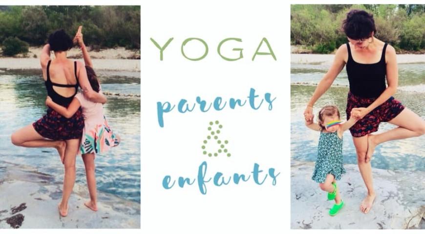 Loisirs : Yoga parents&enfants (dès 18 mois)