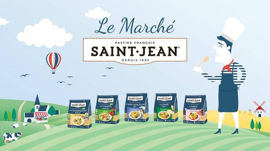 Le marché Saint Jean pose ses valises place du Maréchal Lyautey