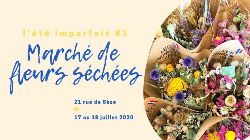 Shopping Time : Marché de fleurs séchées - L'été imparfait #1