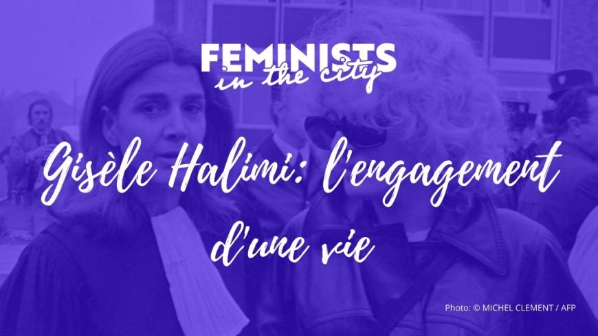 Masterclass avec Claudine Monteil | Gisèle Halimi: l'engagement d'une vie