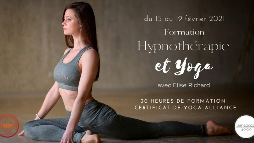 Bien-être : Formation d'Hypnothérapie et Yoga