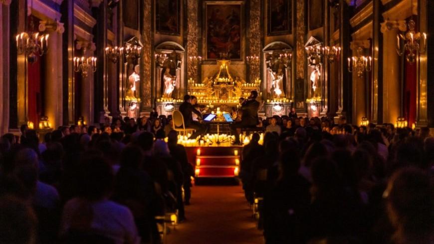 Loisirs : pour Noël, retour des concerts à la bougie