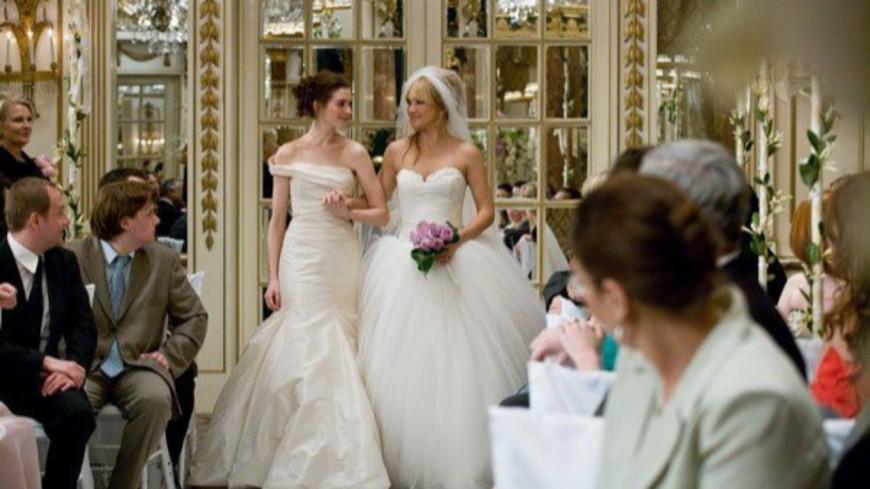 News : Il est possible de se marier avec sa meilleure amie le temps d'une journée