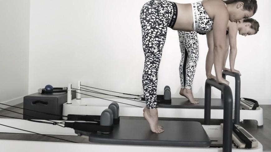 Sport : Cours de pilates en live