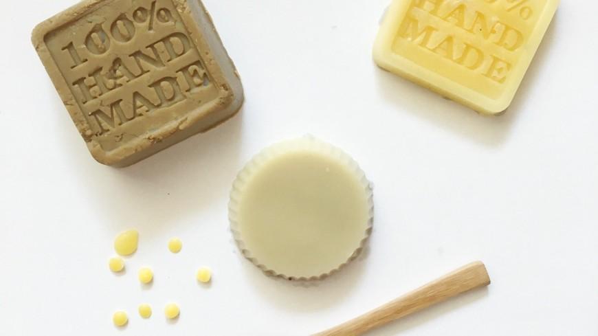 Beauté : Atelier cosmétique solide : shampoing et déodorant