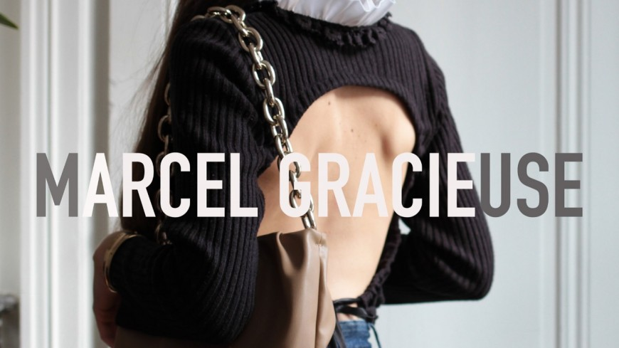 Shopping : Marcel Gracieuse, vente de vêtements seconde main et customisation