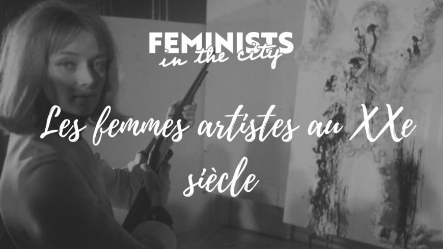 Masterclass : Les femmes artistes au XXe siècle