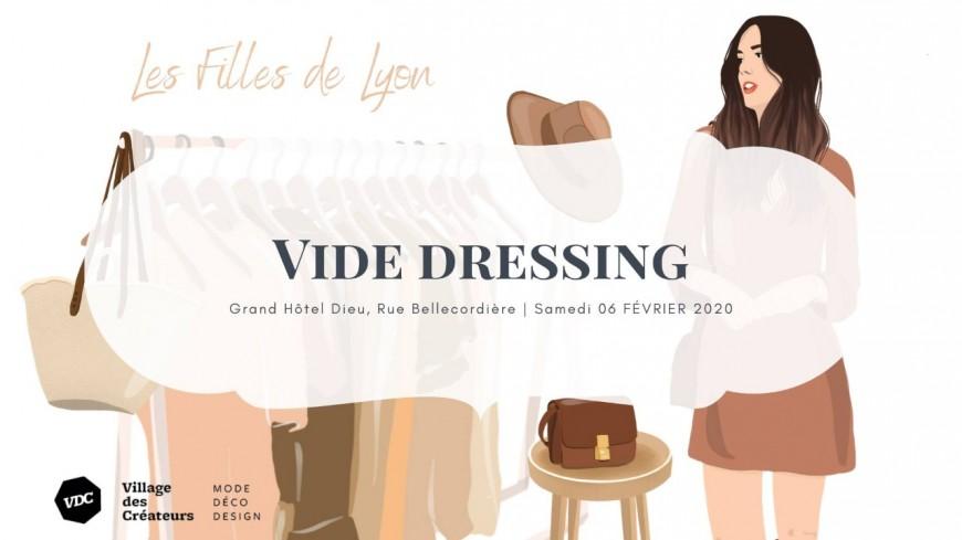 Shopping : Vide Dressing Les Filles de Lyon - Grand Hôtel Dieu