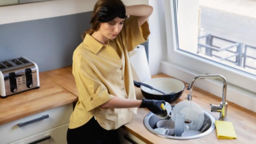 News : Ce robot fait la vaisselle et range les courses