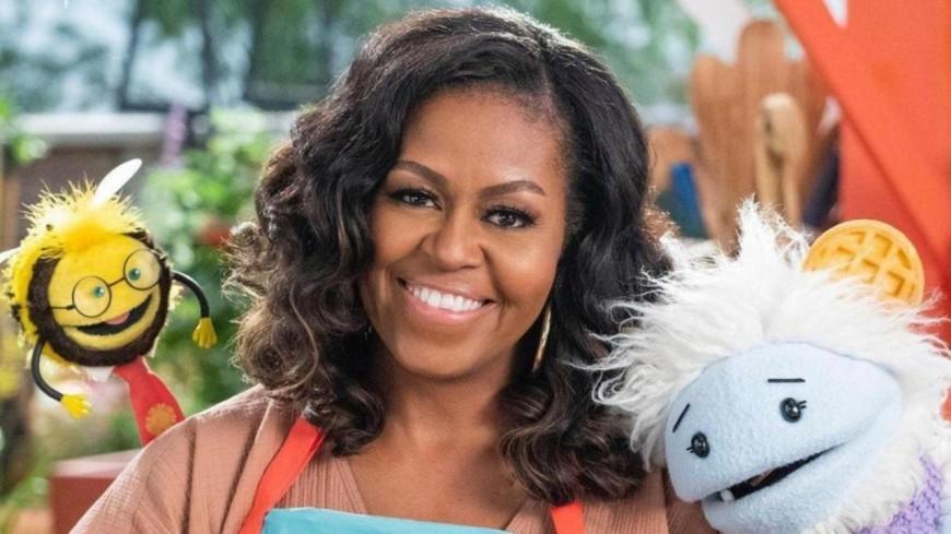 People : Michelle Obama sera l'animatrice d'une émission culinaire sur Netflix