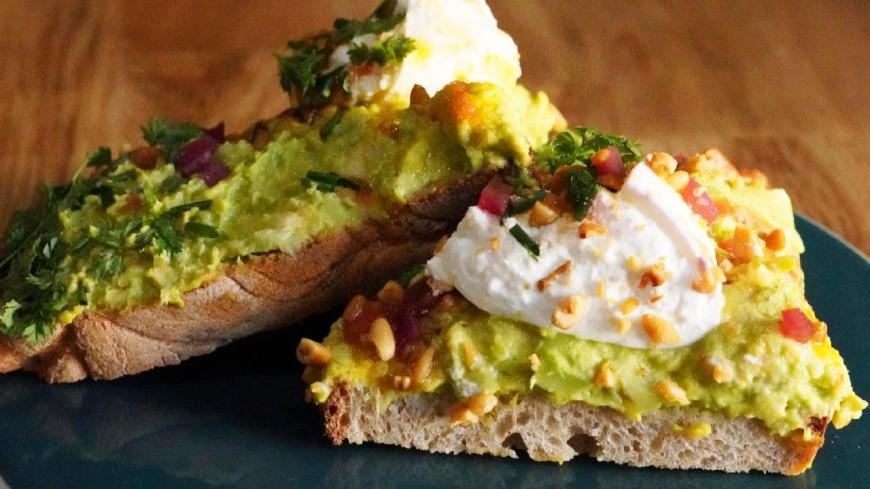Food : Découvrez l'avocado toast de rêve proposé par Ephemera