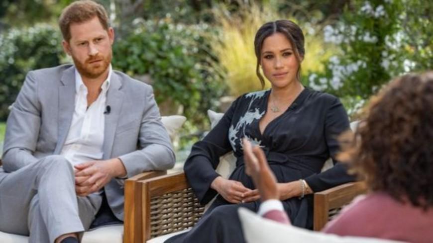 People : Les révélations choc de Meghan Markle et du Prince Harry à Oprah Winfrey