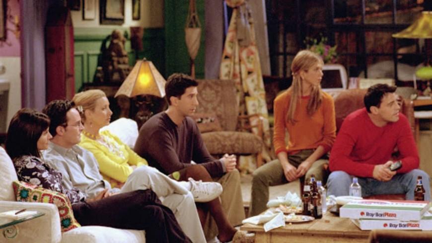 """News : Cette offre propose d'être rémunéré(e) pour regarder la série """"Friends"""""""