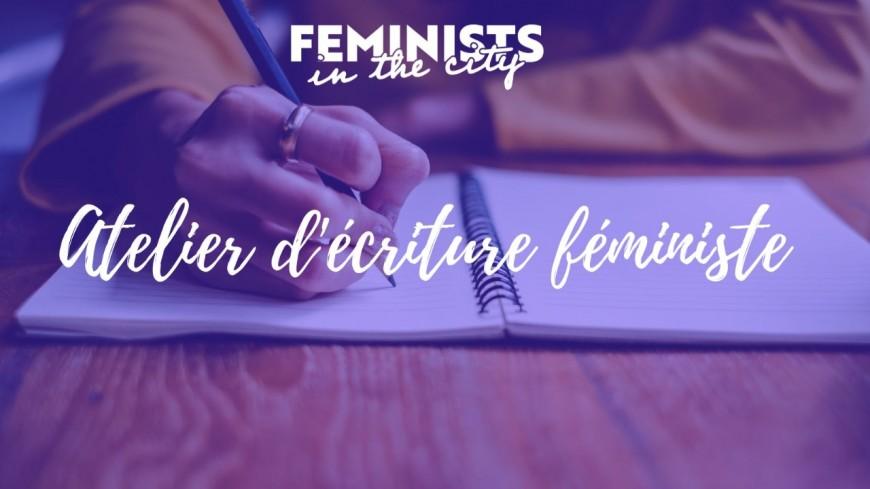 Atelier : Écriture féministe
