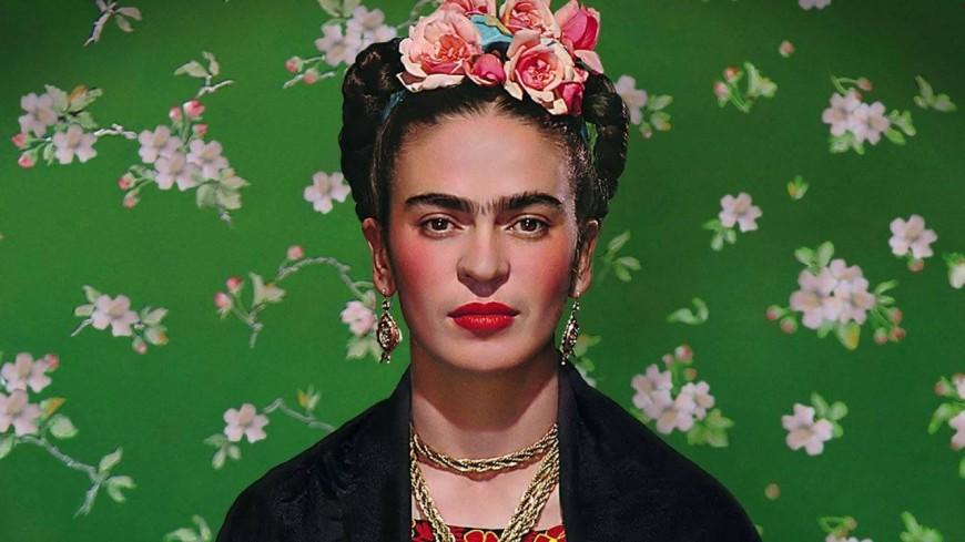 Culture : Frida Kahlo, une vie en peinture