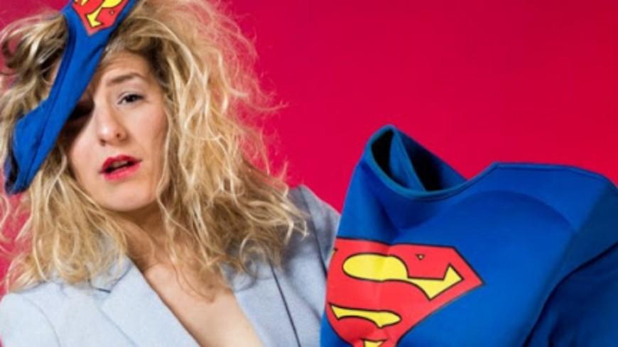 M RADIO M LES FEMMES AVEC LYON FEMMES : Portrait de l'humoriste Julie Bigot