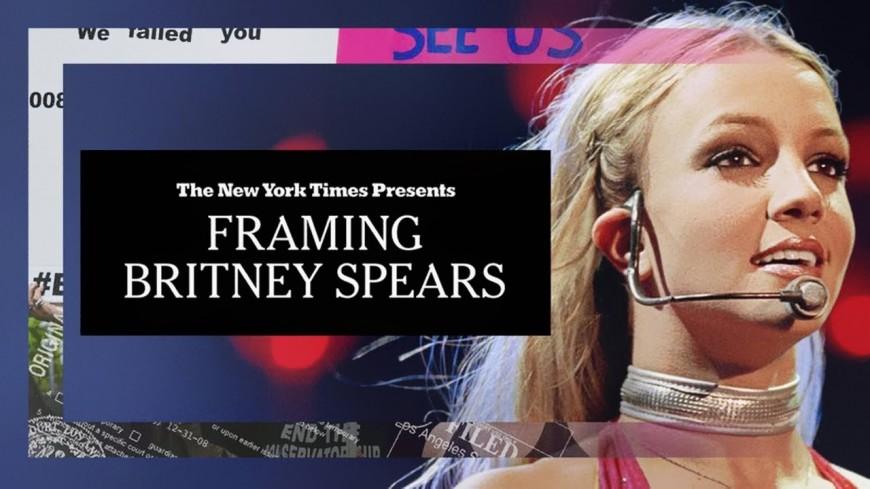 News : Le documentaire « Framing Britney Spears » bientôt disponible en France