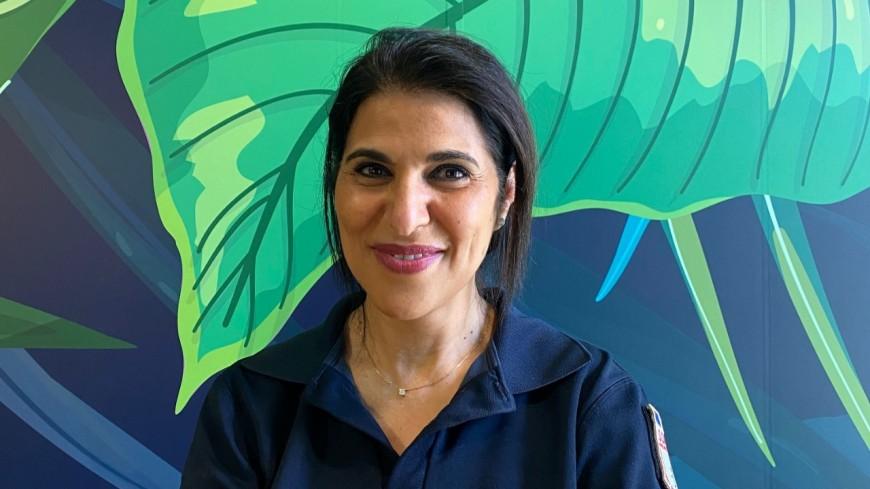 M RADIO M LES FEMMES AVEC LYON FEMMES : Portrait de Naïma Baladi, médecin pompiers de la métropole de Lyon et du Rhône