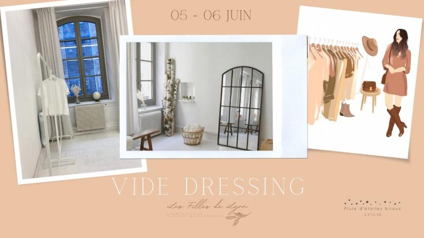 """Mode : Vide Dressing """"Les Filles de Lyon"""" sur la Presqu'Ile"""