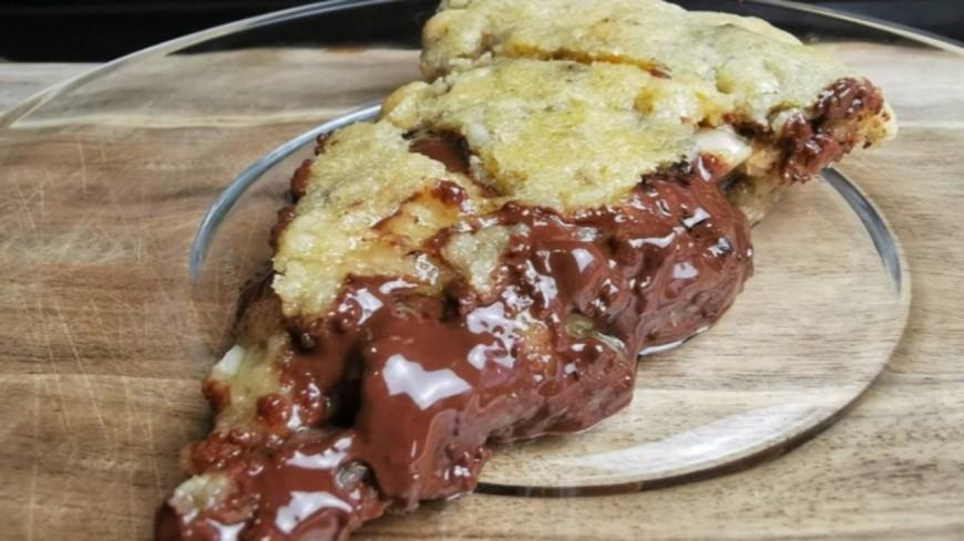 Foodie : La recette ultra gourmande du cookie géant
