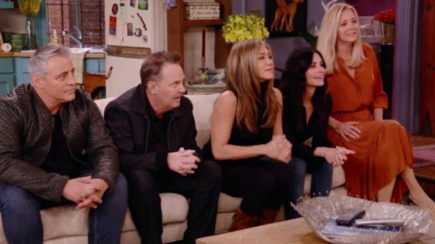 """News : Voici où regarder l'épisode spécial de """"Friends"""" !"""