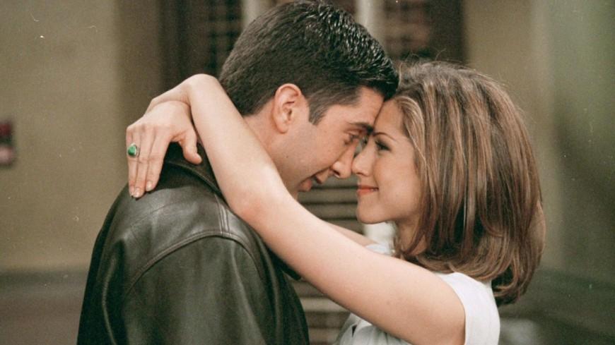 News : Jennifer Aniston etDavid Schwimmer  (Friends) ont failli être en couple !