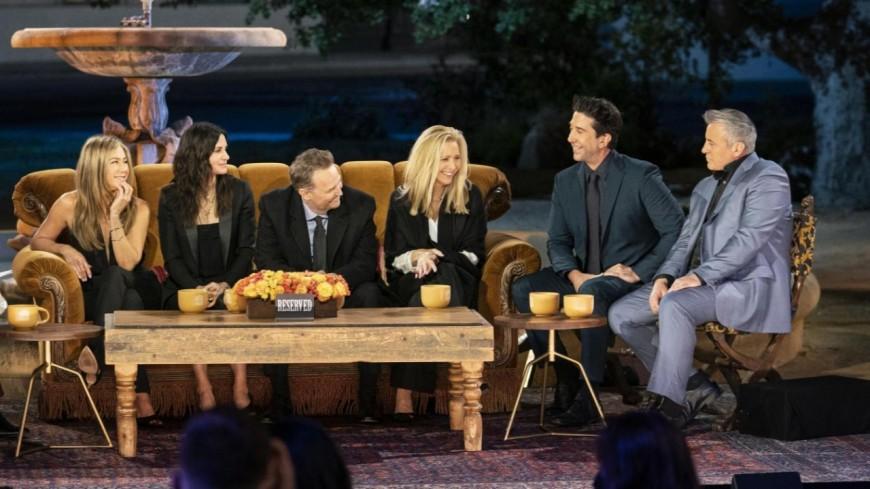 News : TF1 diffusera l'épisode des retrouvailles de Friends