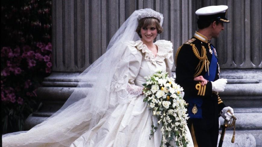 La robe de mariée de Lady Di au coeur d'une exposition