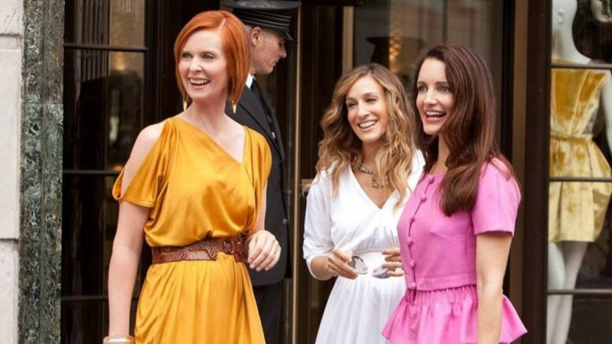 Reboot de Sex and The City : Carrie, Miranda et Charlotte réunies en photo !