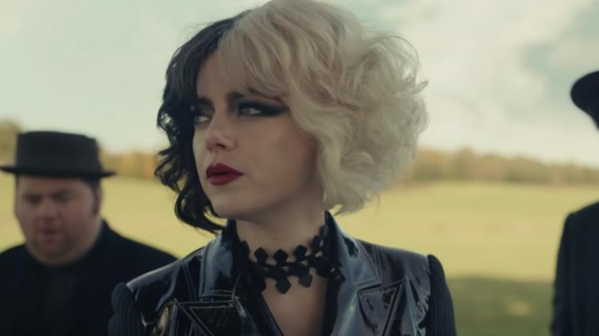 "Le film ""Cruella"" avec Emma Stone sort aujourd'hui !"