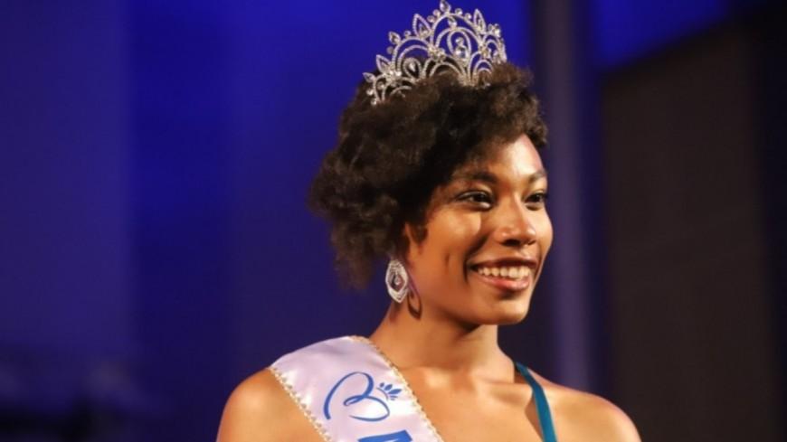 Amandine Talon est la nouvelle Miss Rhône 2021 !