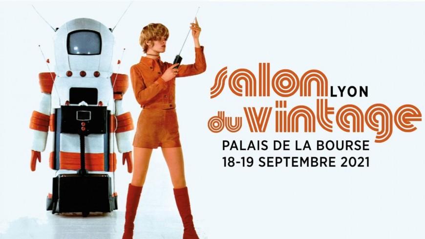 Salon du Vintage à Lyon