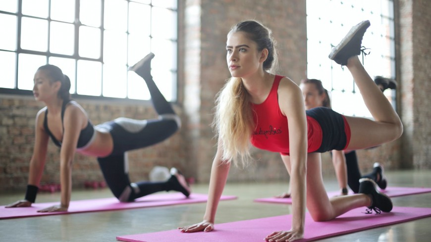Participez à un cours de Pilates en ligne !
