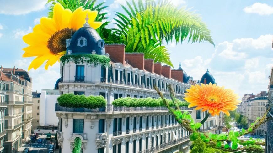 Cette semaine, la place de la République prendra des allures de jardin gigantesque !