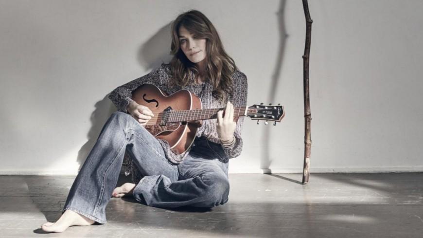 Carla Bruni en concert à Lyon !
